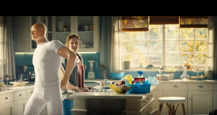 how mr clean used social media to boost the impact of the super bowl commercial