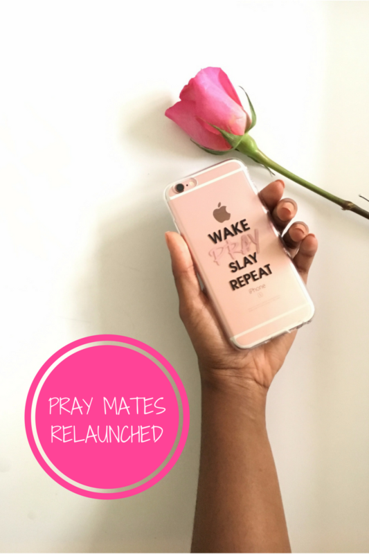 Pray Mates Relaunched